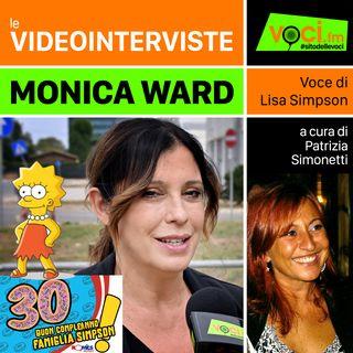 MONICA WARD su VOCI.fm - clicca PLAY e ascolta l'intervista
