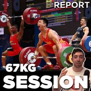 Tokyo Weightlifting M67 REPORT