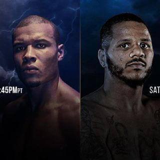 IBO Super Middleweight Titlefight Between James DeGale Vs Chris Eubank Jr+WBC Super Middleweight Titlefight Anthony Dirrell Vs Avni Yildirim