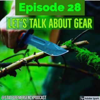 Let's Talk About Gear!