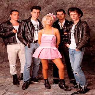 Transvision Vamp - Evil Never Come Back