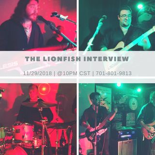 The Lionfish Interview.