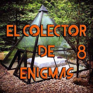 El Colector de Enigmas 8 - Los Poderes Secretos de las Pirámides