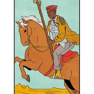 TAROT 101: Knight of Wands