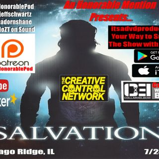 Episode 72 Salvation