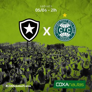 Pós-jogo Botafogo 2 x 0 Coritiba - COXAnautas