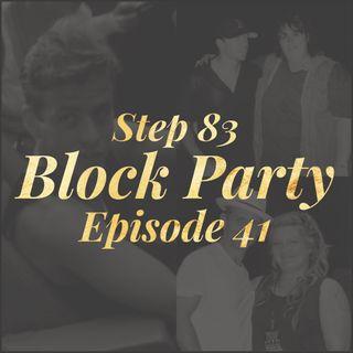 Block Party #45 - New Kids on the Block Fan Stories from Katrin, Angela, Faith, Tanya, Rachel & Laura