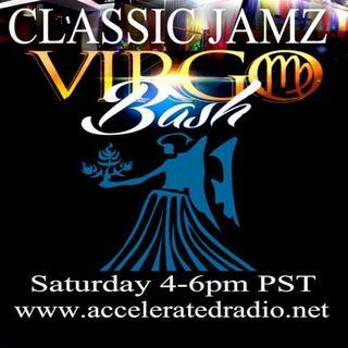Classic Jamz *Virgo Bash* 9/21/19