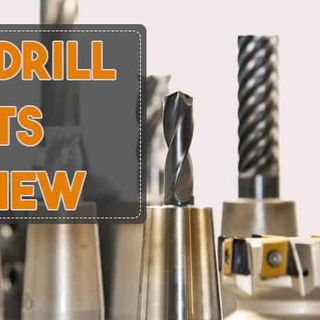 Uncover The Best Drill Bits In The Market [Infographic]