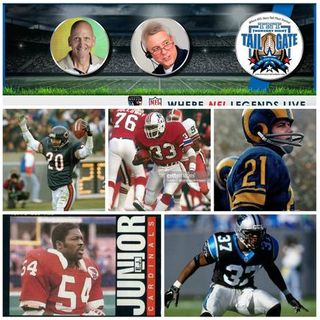 Tony Collins, Eddie Meador, EJ Junior, & Leonard Wheeler & Talk Super Bowl 53