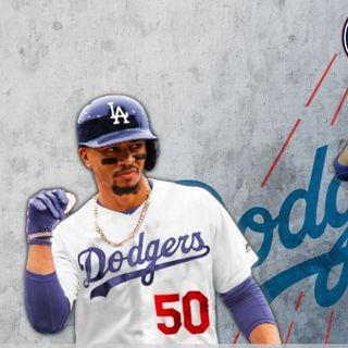 Mookie Betts a los Dodgers de los Angeles
