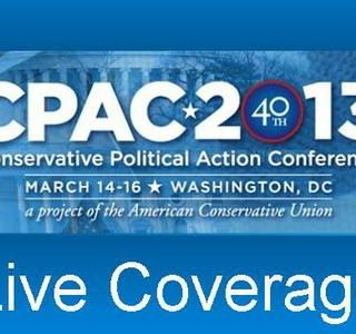 Live Coverage From CPAC 2013