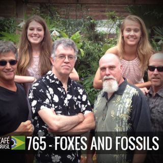 765 - Foxes and Fossils