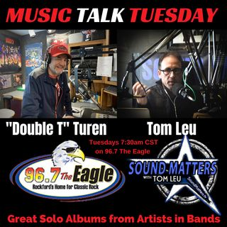 (Music Talk Tuesday): Great Solo Albums from Artists In Bands