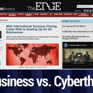 Guarding Against International Cyber-Threats in Business | TWiT Bits