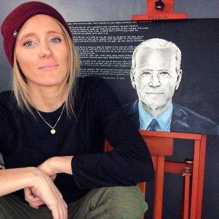"Enter Maisie: Creator of the ""First Ever"" Digital Collectable of President Joe Biden"