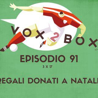 Episodio 91 (3x17) - Regali Donati a Natale