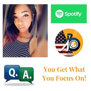 Questions & Answers with Celina Celeste: You Get What You Focus On