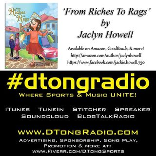 #NewMusicFriday Indie Music Playlist - Powered by 'From Riches to Rags' by Jaclyn Howell
