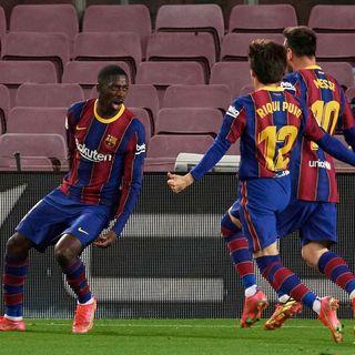 Como mire la victoria del barcelona contra el valladolid por la liga