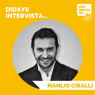 DIDAYS Incontra Manlio Ciralli, Chief Sales, Brand & Innovation Officer Italy, Eastern Europe, MENA @Adecco Group e CEO & Founder @PHYD