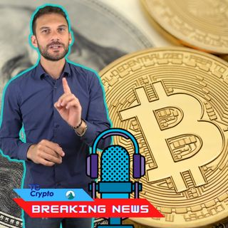 Bitcoin torna a salire e PayPal integra Uniswap  TG Crypto Podcast
