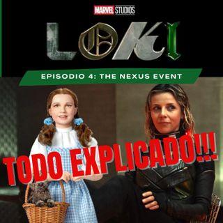 Loki - Episodio 4: The Nexus Event (TODO EXPLICADO)