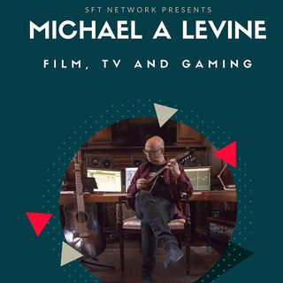 Michael A Levine At SDCC
