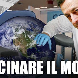 Vaccinare il mondo - Il Controcanto - Rassegna stampa del 24 Maggio 2021