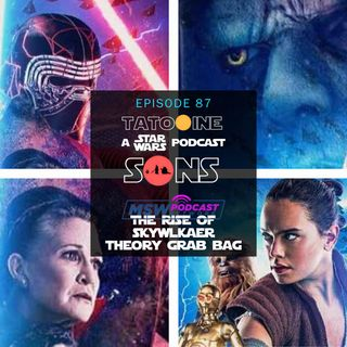 The Rise of Skywalker Theory Grab Bag
