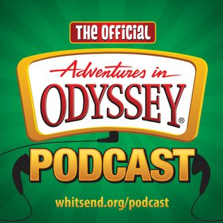 July 31, 2019: Robby Bruce - voice of Buck Oliver - is an Odyssey fan turned fan favorite