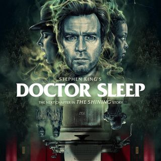 "Maria McCann reviews cinema release ""Dr Sleep"""