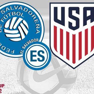 WCQ Round 1: USMNT Draw With El Salvador