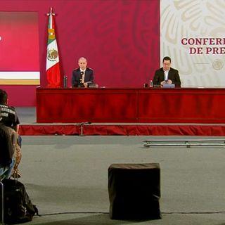 México con más de 54 mil muertes por Covid-19