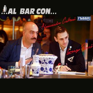 Episodio #11 Al Bar con... Alessandro Cattani ed il viaggio in Asia
