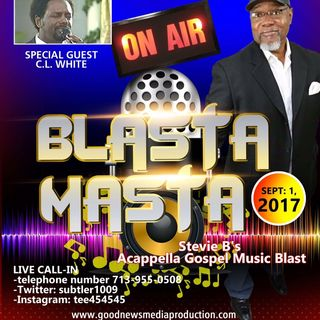 Stevie B's Acappella Gospel Music Blast - (Episode 41)