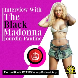 Exclusive Interview with the Black Madonna Jourdin Pauline