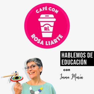 """14 - Imma Marín - """"El patio es un lugar maravilloso"""""""