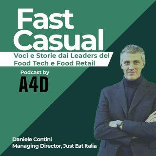Daniele Contini, Managing Director, Just Eat Italia