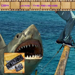 Jaws 4 Jaws the Revenge is Better than Jaws 3 Jaws 3-D but it's still not as good as Jaws but Jaws 4 Jaws the Revenge is a movie that has Jaws in the title.