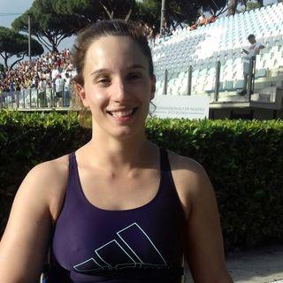 F/O54 - Arianna Talamona: paralimpica fashion!