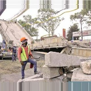 Línea 12 del Metro debía resistir 700 toneladas, dice un estudio.