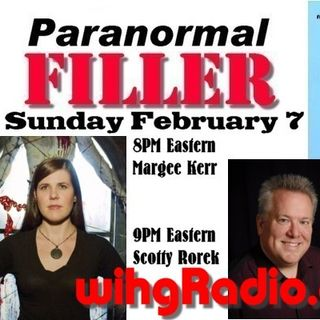 Sociologist Margee Kerr On Paranormal Filler