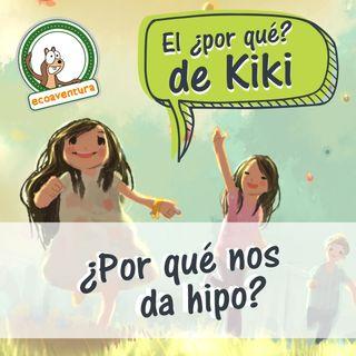 El por qué de Kiki, capítulo nueve: ¿Por qué nos da hipo?