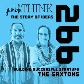 Building Successful Startups with Todd & Kim Saxton