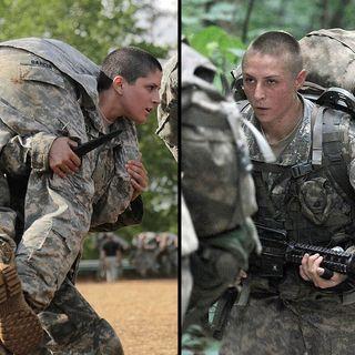 Female Army Rangers