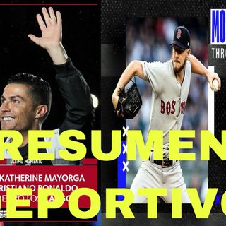 Episodio 9 - MR. ANSWER PR DEPORTES, CRISTIANO, MESSI, 11 IDEAL FÚTBOL, BÉISBOL, FÚTBOL Y MÁS