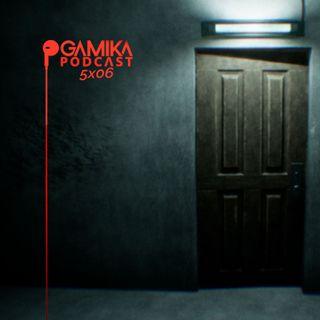 Gamika Podcast 5x06: No es otro especial de Halloween