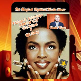 The Magical Mystical Music Show 6-5-2021