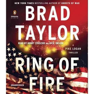 Brad Taylor Ring of Fire